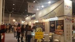 한국 농식품, 러시아 시베리아식품박람회 첫 참가