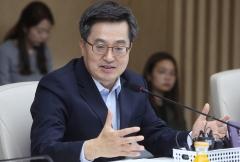 """김동연, 하위20% 소득 감소에 """"일자리예산 늘려 분배 개선"""""""