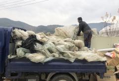 순창군, 농촌 영농폐기물 수거반 운영
