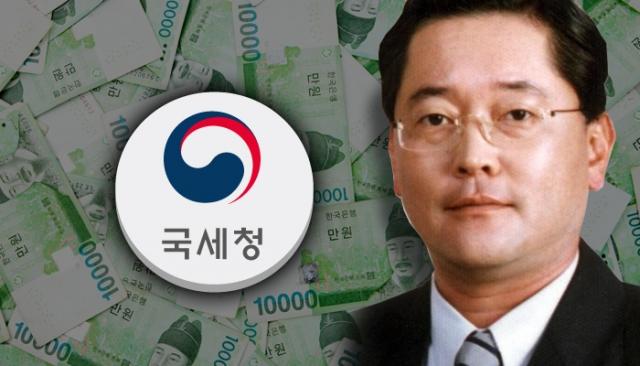 [新지배구조-한솔③]고액체납자 조동만 전 부회장···母 이인희 고문 '침묵' 일관