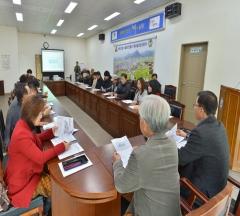 순창읍, 농촌중심지 활성화사업 공모 준비 총력