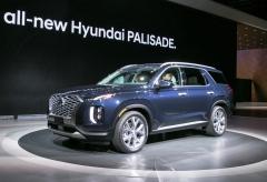 현대차 대형 SUV 펠리세이드, 중고차 시장서 가장 빨리 팔려