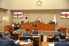 송귀근 고흥군수, '희망찬 고흥 잘사는 고흥' 미래 청사진 제시