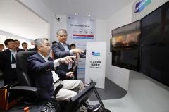 """매년 중국 방문하는 박정원 회장, """"중국시장 승부도 디지털 혁신으로"""""""