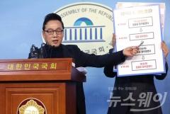 정봉주 전 의원 '명예훼손·선거법 위반' 기소