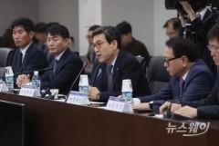 발언하는 조윤성 한국편의점산업협회장