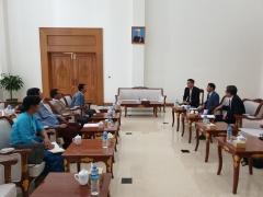 ACC, '미얀마 문화예술역량 강화 지원을 위한 ODA 사업' 공모