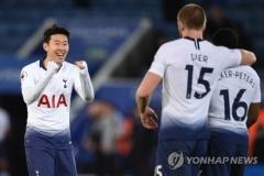 손흥민, 시즌 1·2호 멀티골…토트넘 4대 0 대승 이끌어