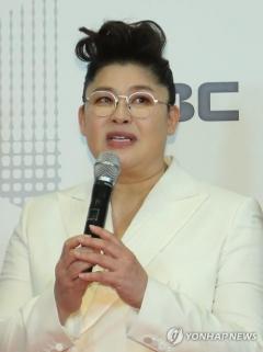 이영자, MBC 연예대상 '여성 최초 2관왕'