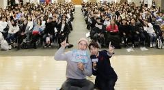 KEB하나은행, '영하나 청춘 토크콘서트' 개최