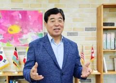 """윤화섭 안산시장 """"살맛나는 생생도시 안산 만들 것"""""""