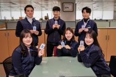 인천교통공사, 市 최초 '인천e음카드 사원증' 발급