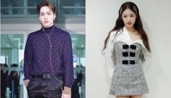 """엑소 카이♥블랙핑크 제니 열애 인정…""""호감 있는 사이""""(공식입장)"""