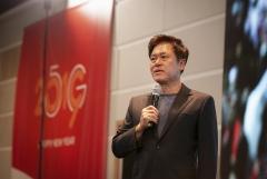 박정호 SKT 사장, 'MWC19 LA'서 5G 글로벌 협력 나서