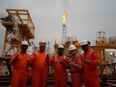 삼성중공업, 해양프로젝트 '에지나 FPSO' 첫 원유생산