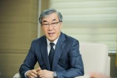 유창근 현대상선 사장, 한진해운 출신 수혈설에 '묵묵부답'