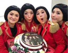 김영희 빠진 4인체제 셀럽파이브…탈퇴 이유는?