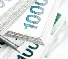 한국 가계 빚 '빨간불'···증가속도 세계 2위