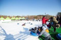 의왕시 레솔레파크 겨울축제에서 신나게 놀아요!