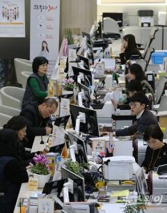 시중은행, 디지털화 시대에 고객잡는 '탄력점포' 확대