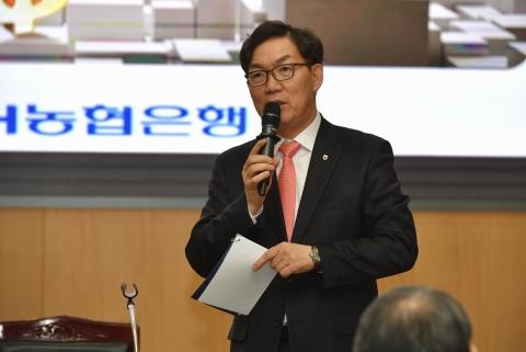 농협금융, 올해 첫 임추위 개최…차기 행장 이대훈·소성모·이창호 3파전?