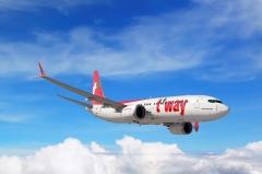 티웨이 항공, 일본 사가·구마모토-대구 노선 9월부터 중단