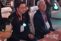최재원 SK 수석부회장, '오토모티브' 관심 집중