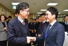 """이대훈 NH농협은행장, 현장경영 돌입···""""건강한 은행 만들자"""""""