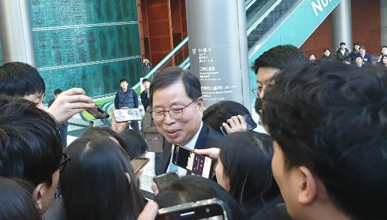 [NW리포트]구광모 회장의 인적쇄신과 42년 외길 박진수 의장