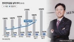 구자성 한국전자금융 사장, 사업 다각화로 매년 두 자릿수 성장 견인