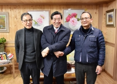 """윤화섭 안산시장, """"버스파업 극적 타결 감사"""""""