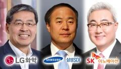 배터리 3사 CEO, 글로벌 행보 다른 이유는