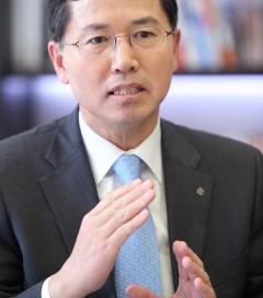 '연임' 임영진 신한카드 사장…1년 더 신한카드 이끈다