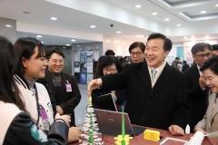 대구한의대, SW융합 아이디어 경진대회 전원 수상