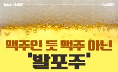 맥주인 듯 맥주 아닌 '발포주'