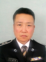 정선군자율방범대 남성연합대장 김영권 氏 취임