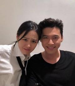 현빈-손예진, 박지은 작가 신작 '사랑의 불시착' 출연 확정