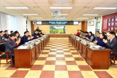 고창군, 농수축산물 통합브랜드 개발 착수