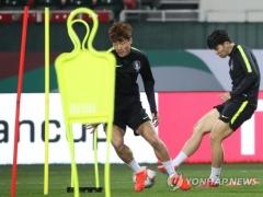 황의조·손흥민, '韓-레바논 월드컵 2차예선' 선발 출장