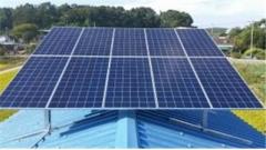 산업단지 공장 지붕에 태양광 설치 시 비용 90%까지 대출