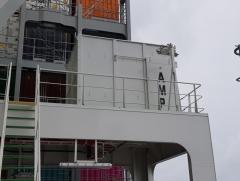 현대상선, 美오클랜드항 '친환경 우수선사' 뽑혀