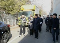 김정식 인천 미추홀구청장, 洞 현장 방문 '소통로드 21' 시작