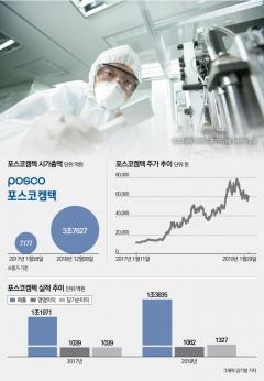 [코스닥 100대 기업|포스코켐텍] 사업다각화로 그룹 핵심 계열사로 거듭나