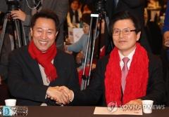 한국당, 황교안·오세훈에 책임당원 자격 부여