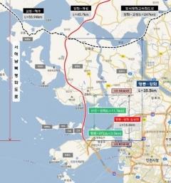 인천시 영종도-신도 간 평화도로 건설사업 예타 면제 대상 포함