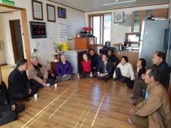 김제시 공무원 1인1가정 결연·한울타리 방문