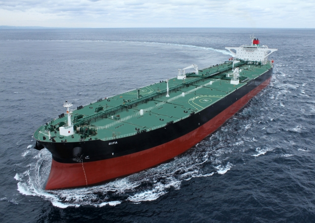 韓선박 2월 수주량 중국 제치고 1위