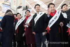 박근혜 사면, 넘어서기…당권주자들 친박 끌어안기 '말말말'