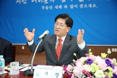 강인규 나주시장, 11일부터 민심 청취 '주민과의 대화' 추진