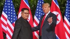 """靑 """"김정은이 트럼프에게 친서 보낸 사실 알고 있었다"""""""